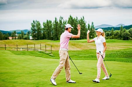 Semelles Golf Homme et Femme
