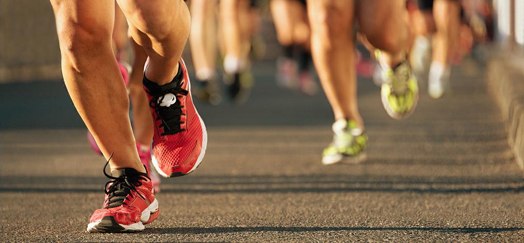 Semelles pour la course à pied (Running).