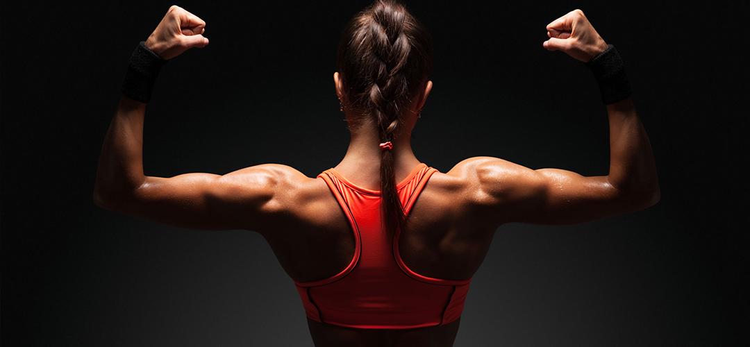 Semelles pour les athlètes fitness