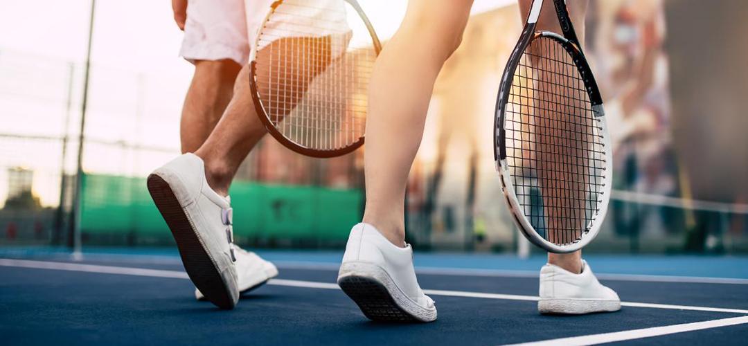 Semelles sport pour chaussures de tennis