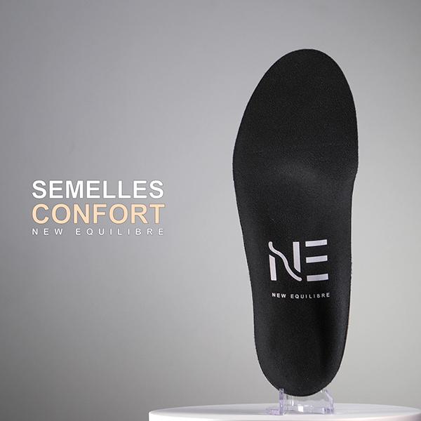 Semelles Confort | New Equilibre