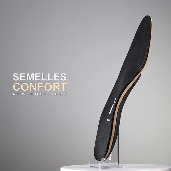 Semelles New Equilibre confort
