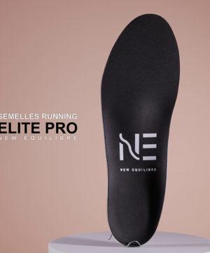 Semelles Running Elite Pro | New Equilibre