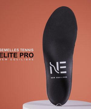 Semelles Tennis Elite Pro | New Equilibre