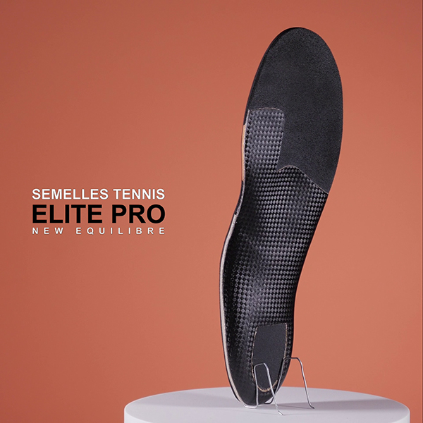Semelles Tennis Elite Pro | New Equilibre