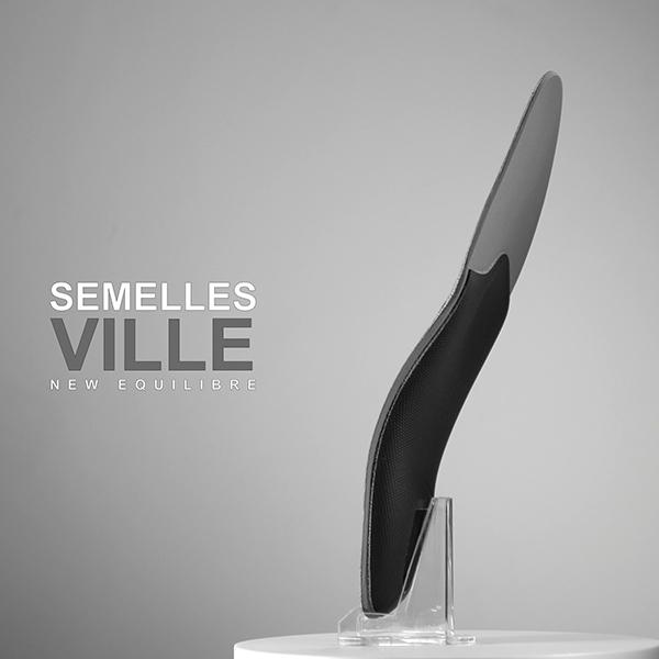 Semelles Ville | New Equilibre