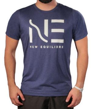 T-shirt Homme Tri-blend Noir